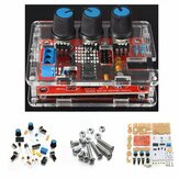 Geekcreit® XR2206 Funktion Signalgenerator DIY Kit Sine Triangle Square Output 1HZ-1MHZ