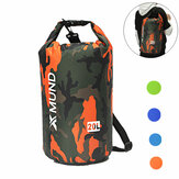 Xmund XD-DY2 Waterproof Bag 20L Swimming Rafting Storage Dry Bag with Adjustable Strap Hook