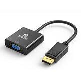 Biaze ZH33-PC Completa HD 1080P DP DisplayPort para VGA Cabo Adaptador de Vídeo Conversor