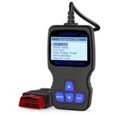 Ferramenta diagnóstica do varredor do leitor de código do carro de Autophix Om123 OBD2 universal