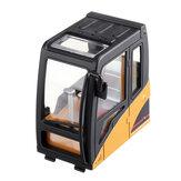 Wltoys 16800 1/16 RC graafmachine reserve aandrijfcabine montage 1433 auto voertuigen model onderdelen