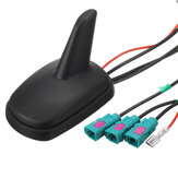 Car Modified Antenna DAB/DAB+ GPS AM FM Universal For Volkswagen/Audi
