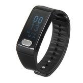 Moniteur intelligent de forme physique de montre de bracelet de moniteur de sommeil de moniteur de sommeil de fréquence cardiaque imperméable