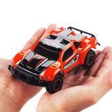 HB Toys DK4301B 1/43 Mini RC auto 2.4G 4CH Elektrický krátký kurs RTR RC model vozidla pro děti začátečníky a sběratele