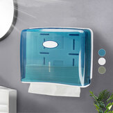 Waterproof Wall Mounted Bathroom Hand Paper Shelf Holder Towel Dispenser Box Industrial Toilet Shelf Holder Tissue Box