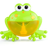Big Frog Automatisk Bubble Blower Musik Bubble Maker Baby Bath Toy Bathtub Soap Bubble Machine
