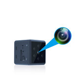Bakeey Sports Camera Full-HD 1080P Infrared Night Vision Camcorder Micro Cameras DVR Motion Mini Cam with Wristband