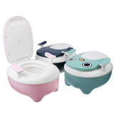 2 in 1 Children's Toilet Separate Design Removable And Washable Home User Outdoor Baby Urinal