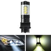 3157 7443 80W 7000K LED Luces de conducción diurna Luces de marcha atrás inversas Luces traseras Parar bombilla