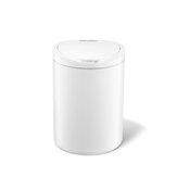 NINESTARSDZT-8-29SInteligentnyindukcyjnykoszna śmieci 8L Inteligentny domowy kosz na śmieci nie może dotknąć kosza Śmieci Kuchnia pojemnik na śmieci od XIAOMI Youpin