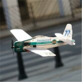 MinimumRC F8F Rarebear V2 360mm Wingspan KT Board Mini RC Airplane KIT With 8520 Coreless Motor