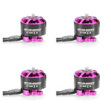 4 STKS HGLRC Flame HF1105 1105 6000KV 2-3S Bronloze motor voor RC FPV Racing Drone