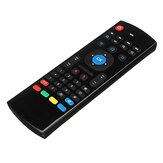 2.4G Wireless Remote Control Air Mouse Wireless Keyboard dengan Motion Sensor Untuk XBMC Android TV Box