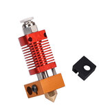 Hotend Extruder Kit 1.75mm 0.4mm Buse J-head Heat Block for Ender-3 CR10 3D Printer Parts