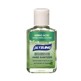 60ML Amino Acid Antibacterial Solution Hand Sanitizer Cleaner Disposable Rinse Gel