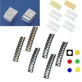 10個1210/3528カラフルなSMD SMT LEDライトビーズストリップライト用