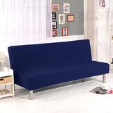 アームレスト折りたたみ式ソファベッドなしの柔らかく伸縮性のある取り外し可能なフルカバーユニバーサルカバーソファクッション