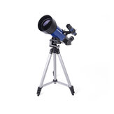 IPRee® 20-120X 70mm Astronomical Telescope Professional Adult Kids Beginner Monocular HD Stargazing with Tripod Backpack