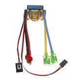 Brush ESC 480A Air / Air Cooled Waterproof Double Side ESC For RC Boat