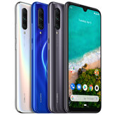 Xiaomi Mi A3 Global Version 6.088 pollici AMOLED 48MP tripla posteriore fotografica 4GB 128GB Snapdragon 665 Octa core 4G Smartphone