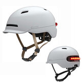 Smart4U Upgraded SH50 Bike Bicycle Smart Helmet Light Sensing Braking Warning LED Breathable For Flido D4S