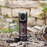 Amutorch E3 3x XPL HI/SST20 3000LM High Lumen 21700 LED EDC Flashlight,Dual Mode Stepless Dimming,4700/5000/6500K,IPX8 Waterproof