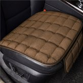 Plush Car Front Seat Cushion Covers Chair Protector Seat Pad Mat Universal