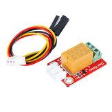 Keyes Brick One Relais 5V Module de relais avec déclencheur de haut niveau d'isolation optocoupleur Compatible avec Micro Bit