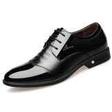 Microfibra Formal Vestido Zapatos Business Oxfords
