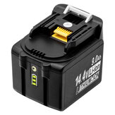9A 14.4V Li-Ion Replacement Battery Rechargeble Power Tool Battery For Makita Bl1490 Power Tool