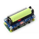 Catda Rasperry Pi 4B Batarya Genişletme Kartı 5V Mobil Güç Modülü İki Yönlü Hızlı Şarj 3B + / Sıfır W ile Uyumlu