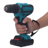 320N.m 1/2'' Cordless Rechargeable Electric Impact Wrench Torque Hand Drill Screwdriver