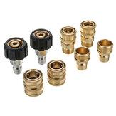 Hogedrukreiniger Snelle adapters Metrisch M22-14 Vrouwtje naar 3/8