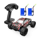 Eachine EAT10 RTR Brushless 1/18 2.4G 4WD 40km/h RC Car Off Road Truck Model Vehicle Two Batteries