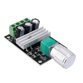 10Pcs Geekcreit® PWM DC Motor Speed Controller Speed Switch Module 6V/12V/24V/28V 3A 1203B