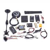 PX4 Pixhawk PIX 2.4.8 32bit Controlador de Vôo 433 Mhz Telemetria de Rádio M8N GPS + OSD + PM + Buzzer + PPM + I2C
