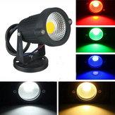5w ip65 LED luce di inondazione con base per il paesaggio esterno giardino percorso ac85-265v