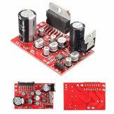 38W + 38W stereo bordo dell'amplificatore w / ad828 eccellente preamplificatore di TDA7379 CC 12V NE5532