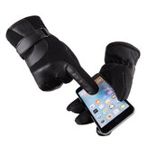 Winter Warm Unisex Touch-Screen thermisch beklede vingerhandschoenen voor smartphones-tablets