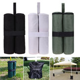 Outdoor Camping Tent Sunshade Canopy 4 Leg Weight Sand Bag Gazebo 600D Oxford Windproof Fixing Sandbag