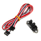 10st Optisk Endstop Limit Switch Sensor med 1M 3Pin Kabel til 3D Printer