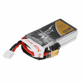 TATTU 11.1V 650mAh 75C 3S1P Lipo البطارية مع قابس XT30U-F لـ OMPHOBBY M2 هليكوبتر Eachine Tyro79 FPV Racing RC Drone