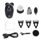 5 In 1 5Head 4D Electric Men Bald Rasierer-Haarschneider