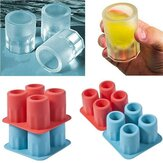 كأس الجليد الإبداعي نموذج Ice Cube Ice Box Kitchen Fancy Commodity Ice Mold