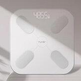 Smart Body Fat Escala Bluetooth APP Peso Escala 24 Monitoreo de datos Inalámbrico BMI Composición corporal Escala Cuarto de baño Escala