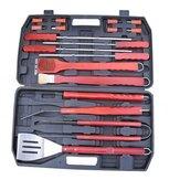 Portable BBQ Tool Set  Good Helper  BBQ Grill Outdoor Picnic Barbecue  Kitchen Utensils