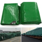Heavy Duty Waterproof Tarpaulin Cover For Car Truck ATV Outdoor Camping