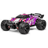 HS 18323 1/18 2.4G 4WD 36 km / h RC-Automodell Proportionalsteuerung Big Foot Off Road Truck RTR-Fahrzeug