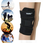 AOLIKES Adjustable Sports Training Elastic Knee Support Brace Knee Pad Safety Guard Strap