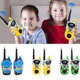 2 Stück Kinder Walkie Talkies Kinder Spielzeug Comunicador 1-60m Kinder Radio Geburtstag Weihnachtsgeschenk Outdoor Camping Klettern
